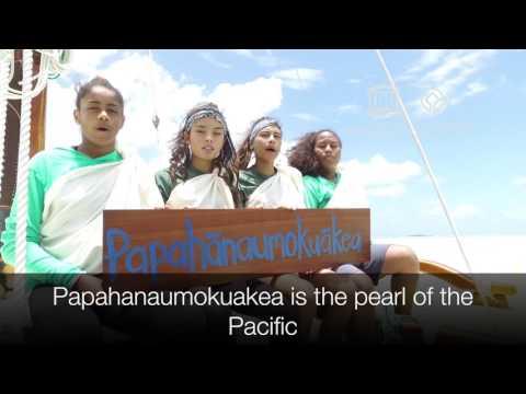 #MyOceanPledge Papahānaumokuākea World Heritage marine site