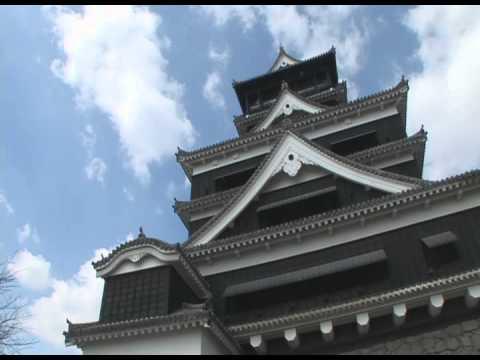 구마모토 성 熊本城 City Guide Kumamoto