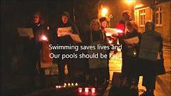 December 16 Vigil at Temple Cowley Pools Oxford