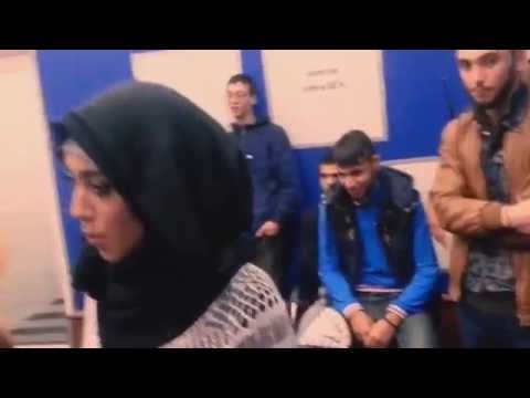 Yousra boudah   Mercy Cover Live Serial Taggeur