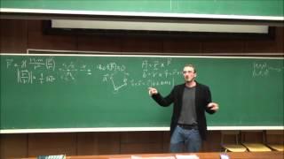 FYKOS - přednášky - 2014 - 3 - Pohyby těles v planetární soustavě