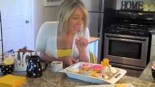 Lemon Dream With Philly Cream Cupcakes