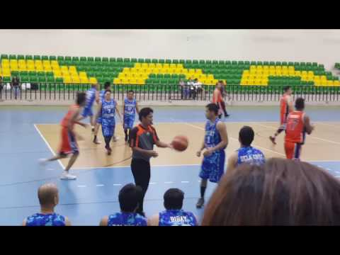 Game 5 Muscat Tigers vs. MCT  Sept 16 2016