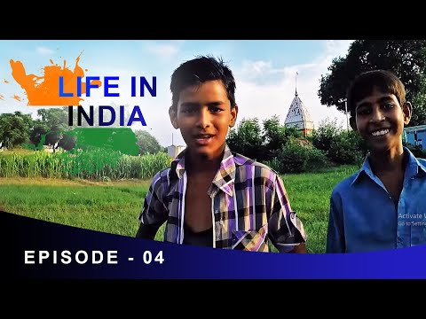 LIFE IN INDIA - Epi 4 - Fragrance of Uttar Pradesh | Indian Village Travel Diary | Anil Mahato