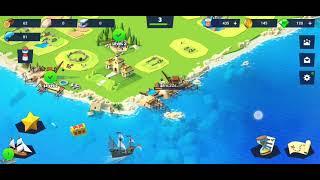 Sea port: Ship Simulator & Strategy Tycoon Game screenshot 1