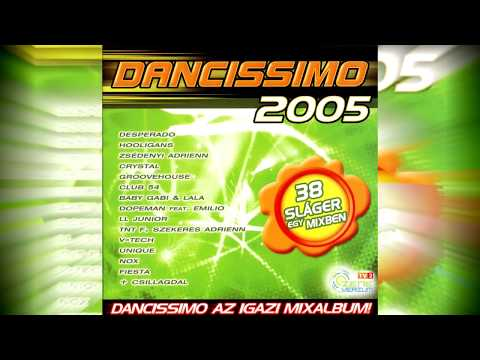 Dancissimo 2005 - Retro Magyar Party Megamix [HQ]