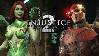 Too Much Keep Away?! DeadShot, Ivy & Catwoman Breakdown (Injustice 2)