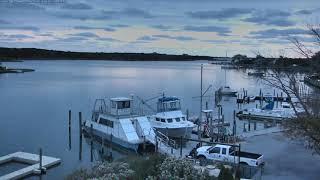 Southampton Marine Science Center Webcam  October 22, 2018