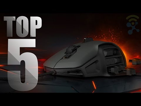 TOP 5: Best Gaming Mouse in the World 2018