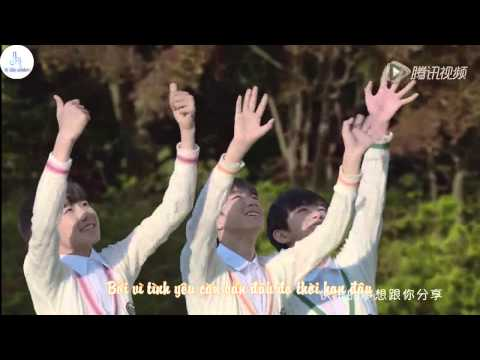 [JR PRODUCTION] [FMV VIETSUB] LOVE WITH YOU -TFBOYS