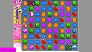 Candy Crush Saga Level 1006 No Boosters