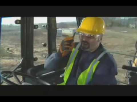 Excavator 30 second PSA