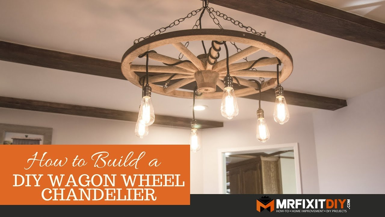Diy Pendant Lights Australia Diy Wagon Wheel Chandelier