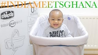 MOTHERCARE | CHICCO BABY HUG 4 in 1 | PRODUCT REVIEW