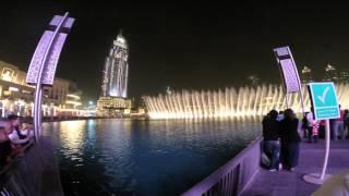Wakacje z Natalia - Dubai 2015