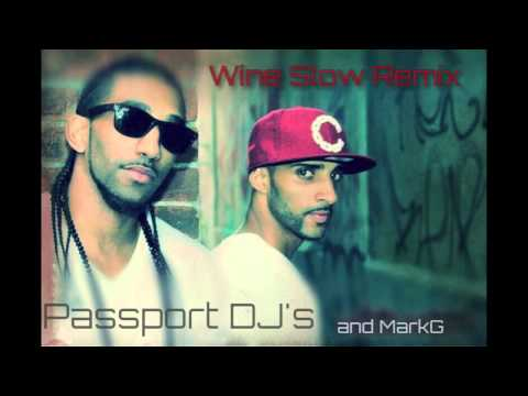 New Remix 2013 Gyptian Wine Slow by Passport DJ's and MarkG
