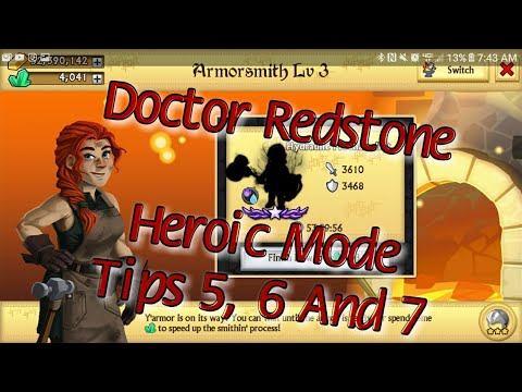 Knights And Dragons | Heroic Mode Tips 5,6,7