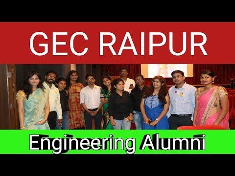 GEC Raipur Chhattigarh First Alumni Meet 2018 Full Video Vlog By SAS