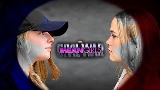 Mean Girls: Civil War trailer #1 - Captain America Civil War Spoof