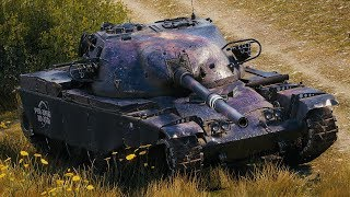 World of Tanks T95/FV4201 Chieftain - 7 Kills 11,3K Damage