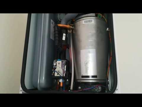 BOSCH Condens 2500 WBC 28-1 DC закипает при работе ГВС, перегрев горячей воды!