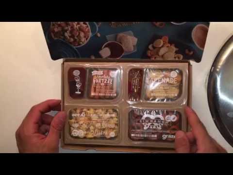 Graze box - Free 4 Snack Trial & Review