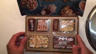 Graze box - Free 4 Snack Trial & Review