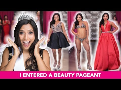 I Competed In A Beauty Pageant For The First Time PART 2