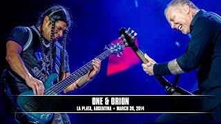 Metallica: One & Orion (MetOnTour - Buenos Aires, Argentina - 2014)