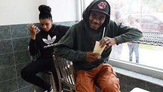 JENKEM - Visiting Tyshawn Jones' New Restaurant in The Bronx