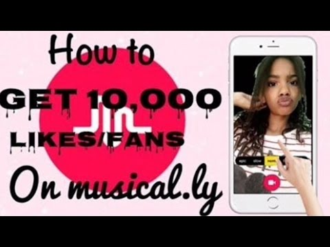How to get free musically fans and likes 2017
