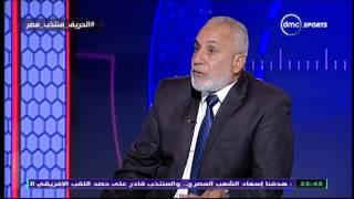 الحريف - محمد عامرعن عودة الحضري للاهلي: حسام البدري ساب الاهلي ورجع