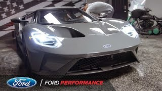 "Vaughn Gittin Jr.'s Ford GT (1 of 2): ""The Dream"" | Ford Performance"