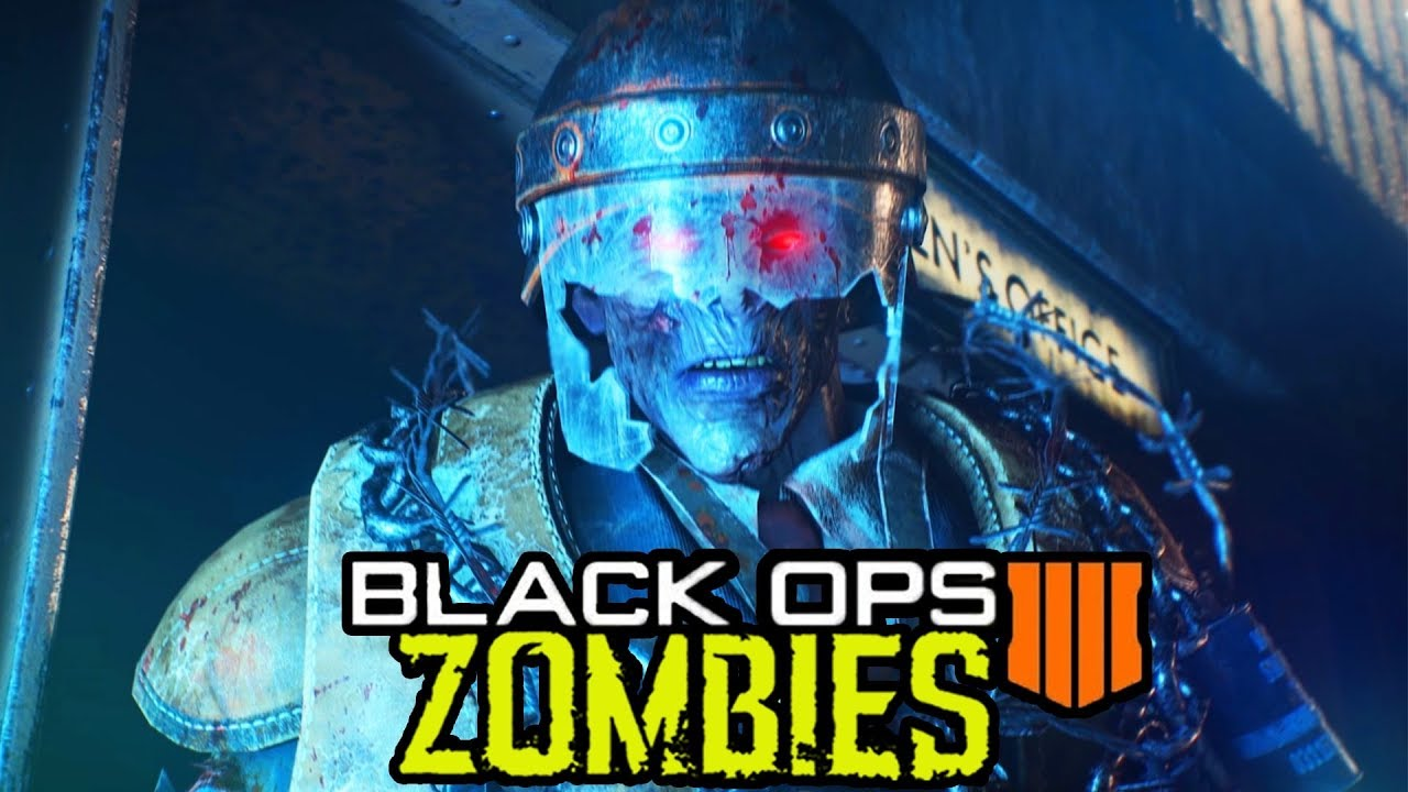 NEW ZOMBIES EASTER EGGS FOUND IN BLACK OPS 4 BETA! (Call of Duty Black Ops  4 Zombies)