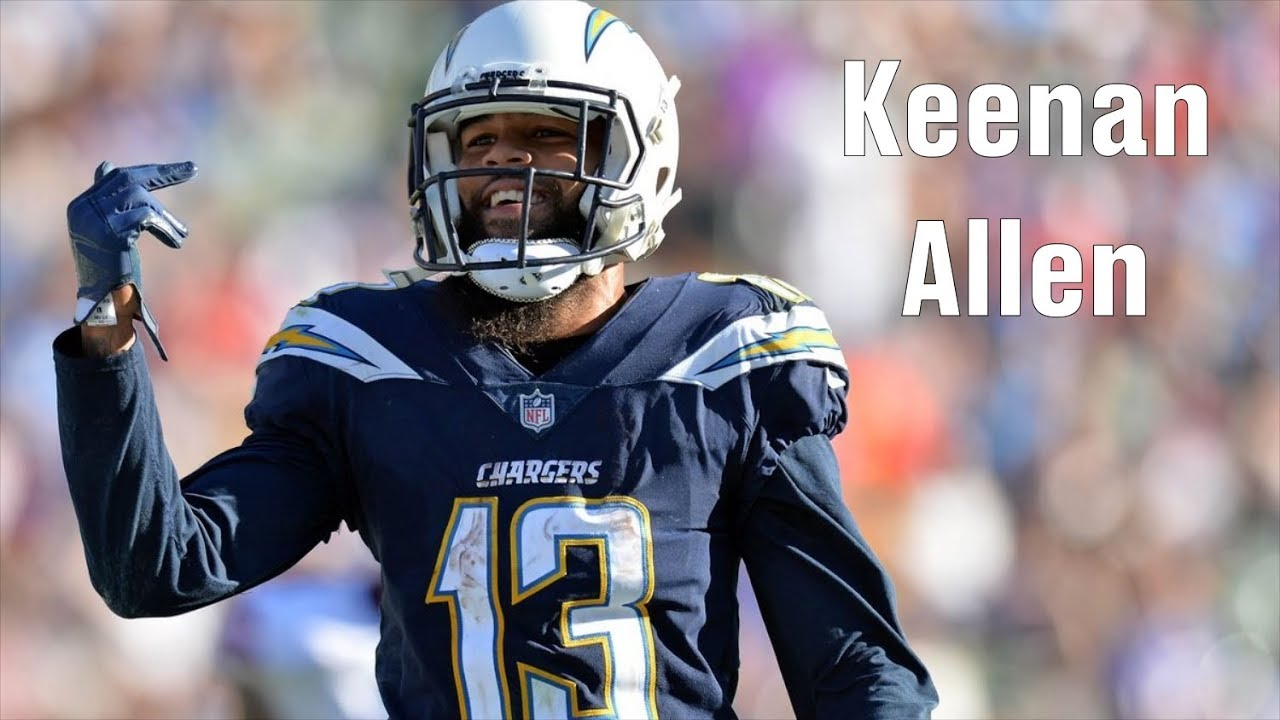 sale retailer 21d3e eda46 Film Room: How Keenan Allen's route running set him up for his comeback  (NFL Breakdowns Ep. 105)