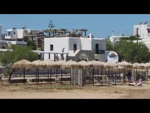 Ag Anargyri bay and beach Paros MVI3136