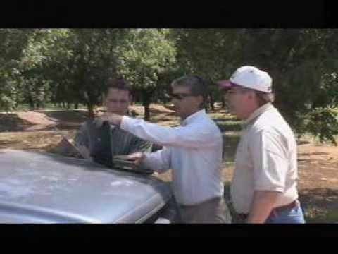 Tool to Save Water in Pecan Orchards
