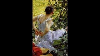 ANDERS ZORN (1860-1920) Swedish artist ✽ Francis Goya / Romantic Guitar