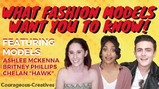 Arizona Fashion Model Interviews with Ashlee McKenna, Britney Phillips, and Chelan Hawk!