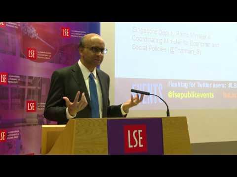 LSE Events | Tharman Shanmugaratnam | Inclusive Prosperity: Making It Possible