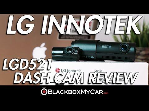 LG Innotek LGD521 Review: BEST VALUE 2CH DASH CAM Of 2017? - BlackboxMyCar