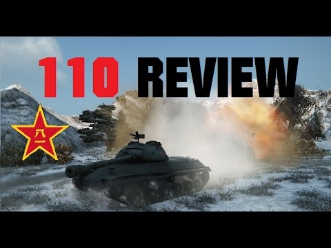 110 Review & Guide - Tier VIII Chinese Heavy Tank [World of Tanks / WoT]