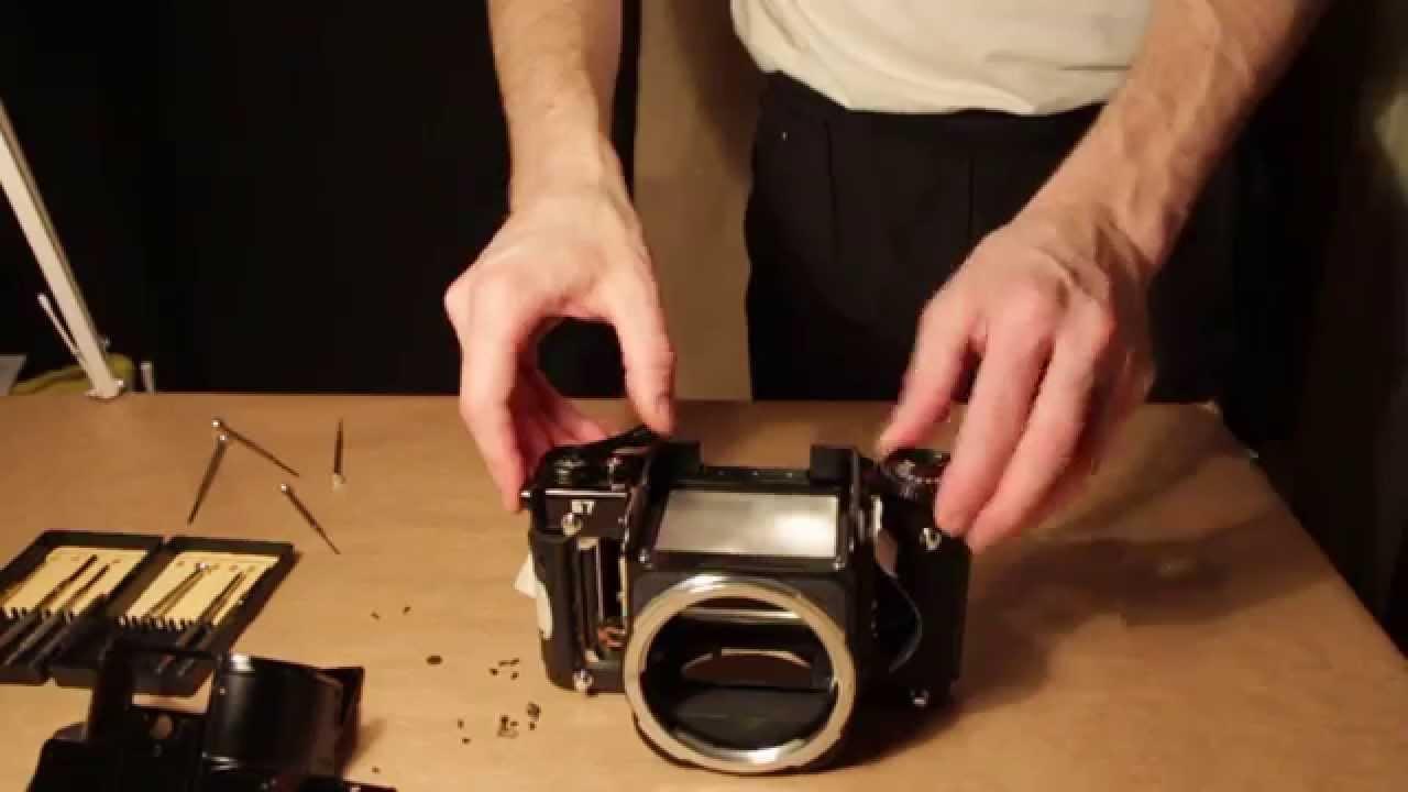 pentax 67 stuck mirror repair on rh youtube com pentax 67 ii service manual pentax 67 service manual