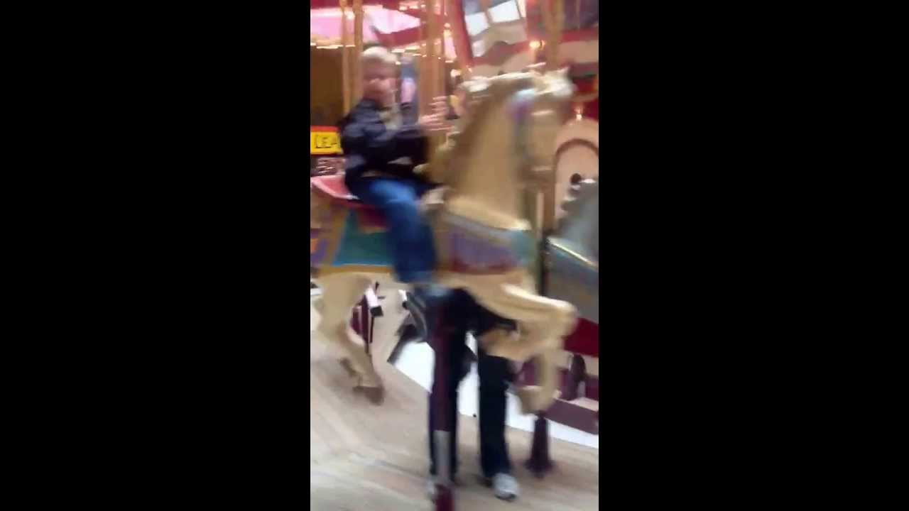 Carousel cousins - YouTube