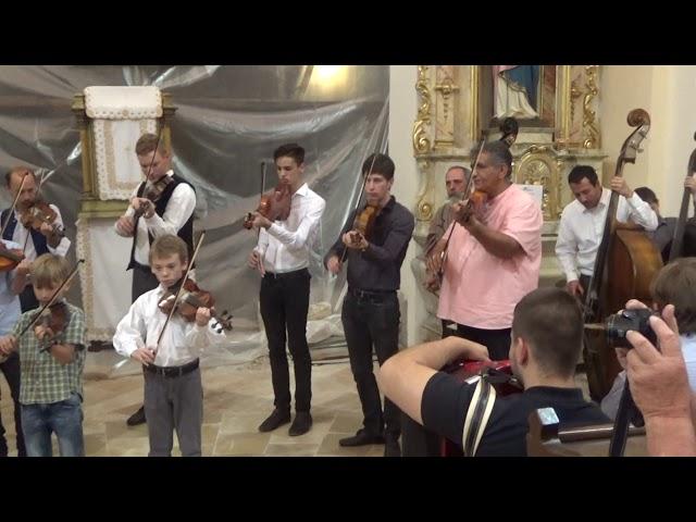 Métatábor 2018 - Koncert - Kuczera Barbara hegedűsei - Somogyi