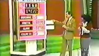 The Price is Right (February 27, 1980): Game #2