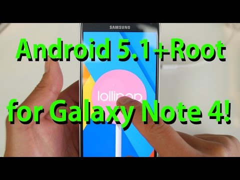 CrDroid ROM for Galaxy Note 4! [Android 5 1 1 + Root