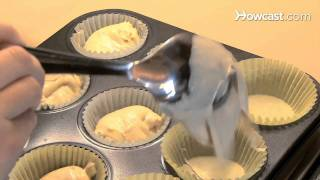 How To Make Ice Cream Filled Cupcakes