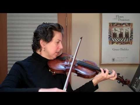 Suzuki Violin - The Two Grenadiers Practice  2 - www.myviolinvideos.com