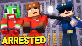 MOOSE AND UNSPEAKABLE GET ARRESTED...